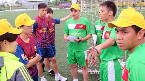 Giấc mơ Barca của cầu thủ nhí Việt Nam đã bắt đầu - 1