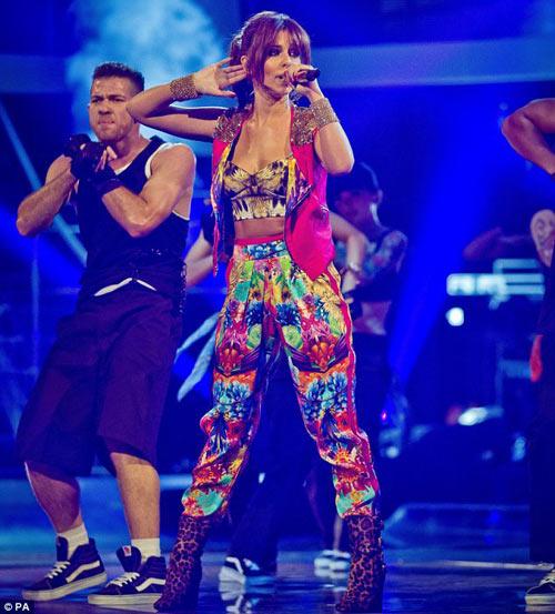 Thót tim vì Cheryl Cole - 5