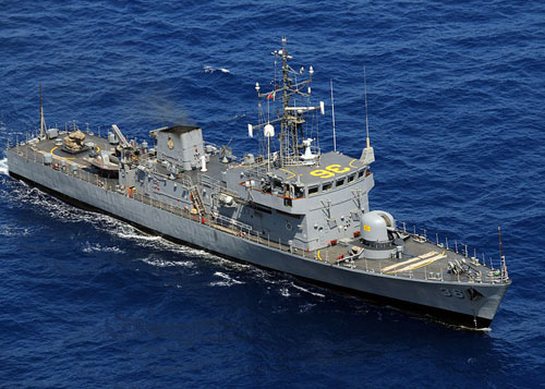 5 chiến hạm mạnh nhất của Philippines - 5