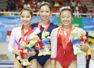TTVN và Olympic 2012: Thời điểm gần chốt sổ - 1