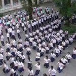 Giáo dục - du học - Có nên cấm học sinh nhảy Flashmob?