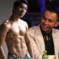Chí Anh thích body của Nam Thành