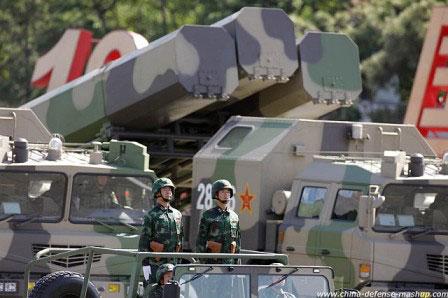 Tìm hiểu tên lửa hành trình của Trung Quốc - 1
