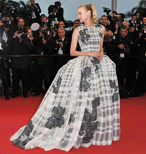 Tò mò ngắm sao trên thảm đỏ bế mạc Cannes - 3