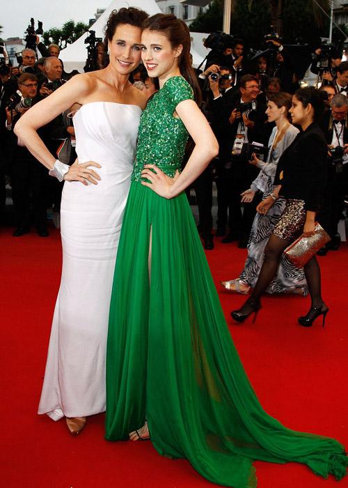 Tò mò ngắm sao trên thảm đỏ bế mạc Cannes - 19