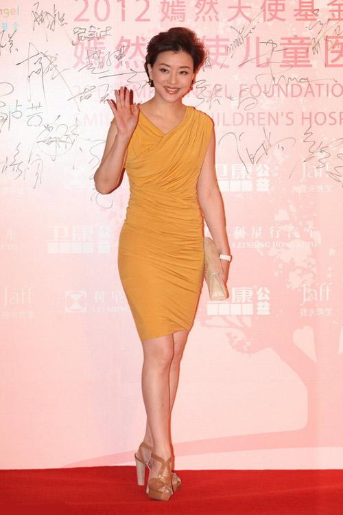 Lưu Gia Linh nổi bật trong tiệc từ thiện - 21