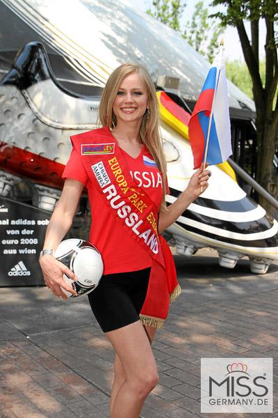 Người đẹp Nga là Hoa hậu EURO 2012 - 8
