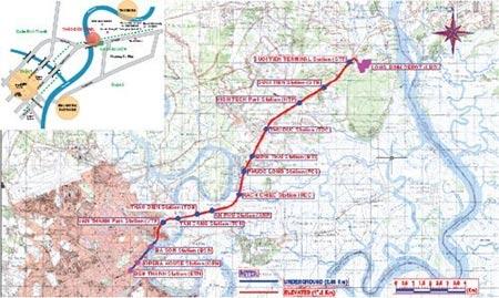TPHCM: Tàu điện ngầm lỗi hẹn - 2