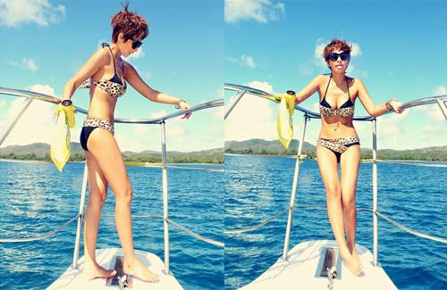 Gọi gió biển bằng bikini sexy - 2