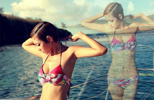 Gọi gió biển bằng bikini sexy - 8