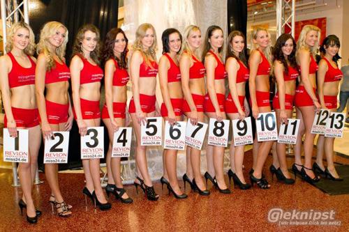 Người đẹp Nga là Hoa hậu EURO 2012 - 5