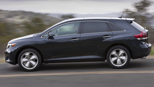 Toyota Venza tăng giá từ 5,6 đến 33 triệu đồng - 8