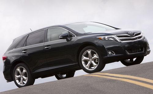 Toyota Venza tăng giá từ 5,6 đến 33 triệu đồng - 3