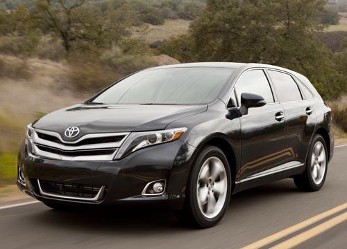Toyota Venza tăng giá từ 5,6 đến 33 triệu đồng - 4