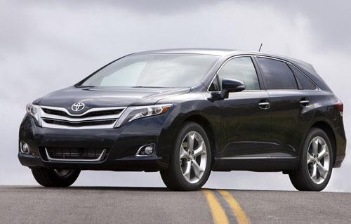 Toyota Venza tăng giá từ 5,6 đến 33 triệu đồng - 5