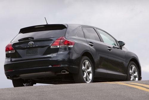Toyota Venza tăng giá từ 5,6 đến 33 triệu đồng - 6