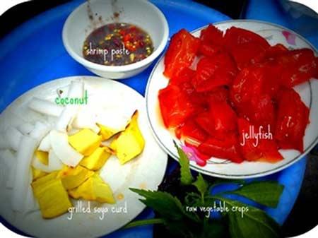 """Những món khoái khẩu từ sứa """"hiền"""" - 1"""