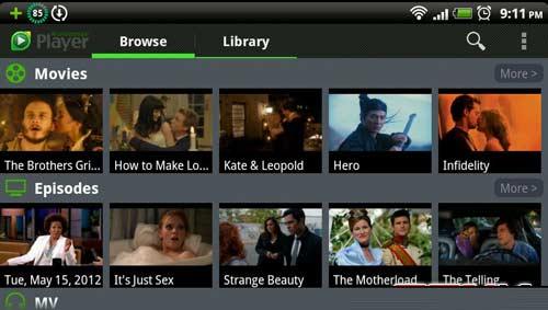 Wondershare Player: Xem phim kèm phụ đề trên Android - 1