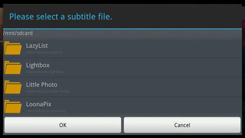 Wondershare Player: Xem phim kèm phụ đề trên Android - 6