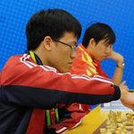 Thể thao - Cờ vua VN nằm ngoài tốp ba giải đồng đội châu Á