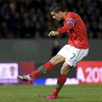 Top bàn thắng đẹp nhất vòng loại Euro 2012