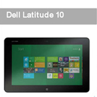 Dell lộ diện tablet chạy Windows 8