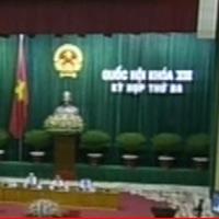 Quốc hội thảo luận Luật Giám định tư pháp