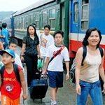 Tin tức trong ngày - Giảm giá vé tàu cho học sinh thi đại học