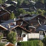 Du lịch - Ngôi làng ảo ảnh độc đáo ở Thụy Sĩ