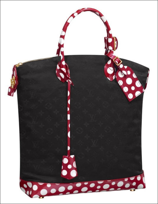 Louis Vuitton &quot;ni lon&quot; vi chm bi, Giy - dp, Thi trang, louis vuitton cham bi, cham bi, thoi trang cham bi, hoa tiet cham bi, thoi trang, dong ho, tui xach, giay dep