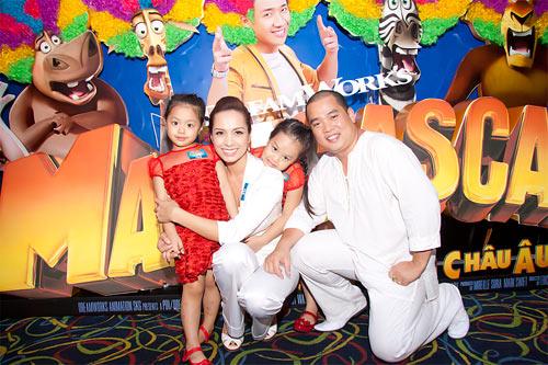 Sao Việt nhí nhảnh trong ngày của bé - 5