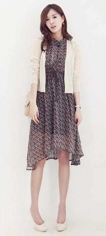 Tư vấn: Mặc váy mullet trong đời thường - 7