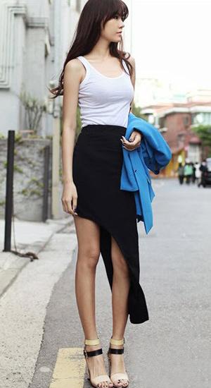 Tư vấn: Mặc váy mullet trong đời thường - 12