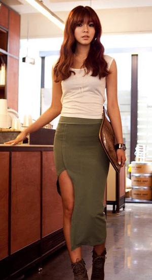 Tư vấn: Mặc váy mullet trong đời thường - 16
