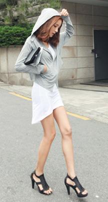 Tư vấn: Mặc váy mullet trong đời thường - 24