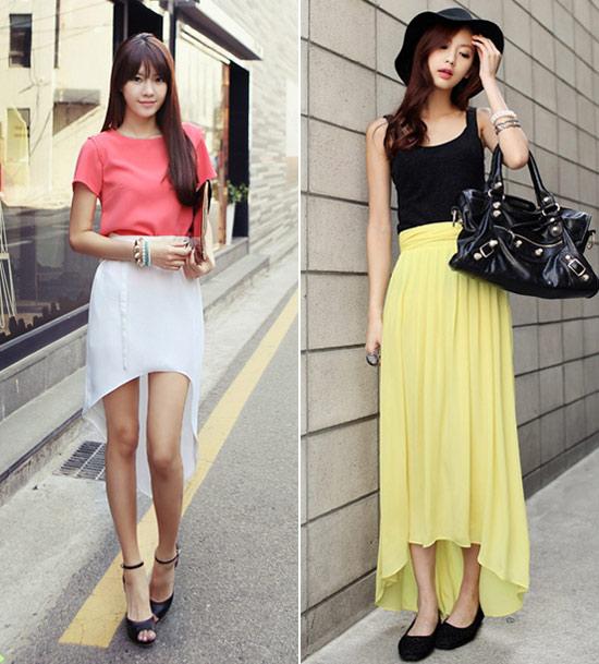 Tư vấn: Mặc váy mullet trong đời thường - 25