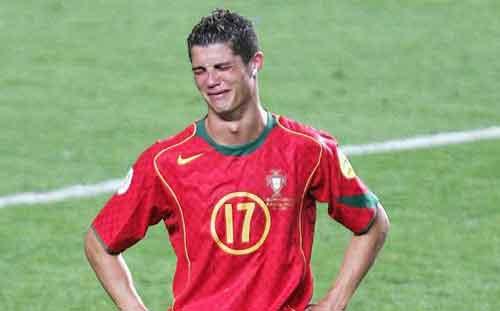 Ronaldo: Những giọt nước mắt năm xưa - 1