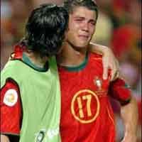 Ronaldo: Những giọt nước mắt năm xưa