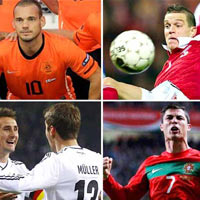 Euro 2012  Bng B: T thn gi ai?