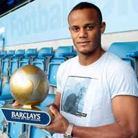 Vincent Kompany &amp;amp; gic m thay i bng  qu hng