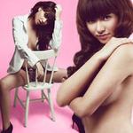 Thời trang - Hồng Quế tung ảnh nude trước ngày thi
