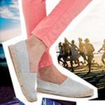 Thời trang - Cùng giày lười làm nên cá tính