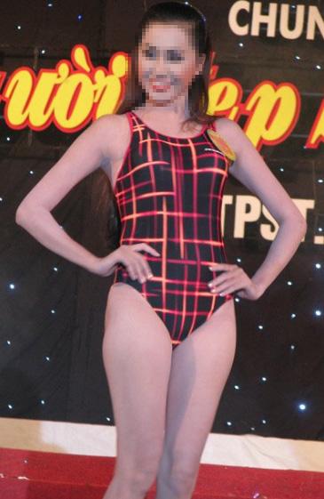 Hoa hậu bị bắt vì bán dâm giá 2.000 USD - 1
