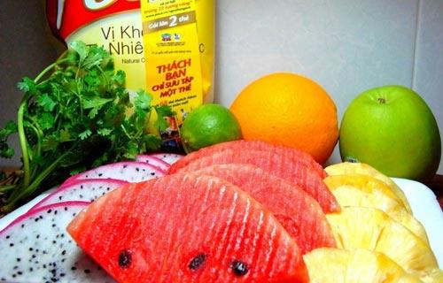 Salad trái cây cho bữa sáng nhanh gọn - 1