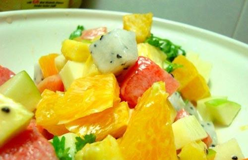 Salad trái cây cho bữa sáng nhanh gọn - 3