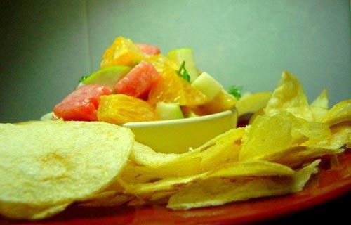 Salad trái cây cho bữa sáng nhanh gọn - 6