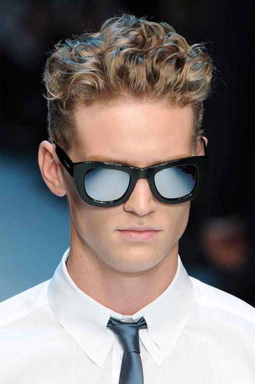 Những mẫu tóc nam gây sốt năm 2012 - 1