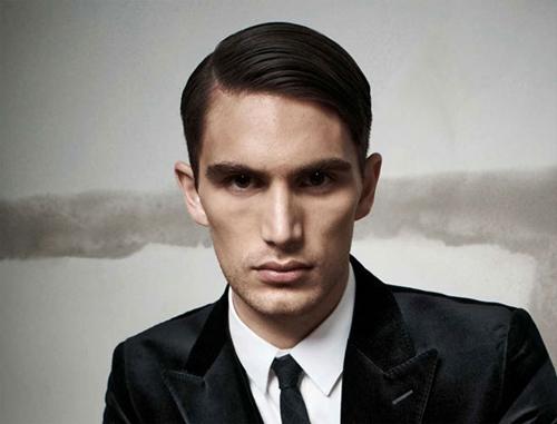 Những mẫu tóc nam gây sốt năm 2012 - 2