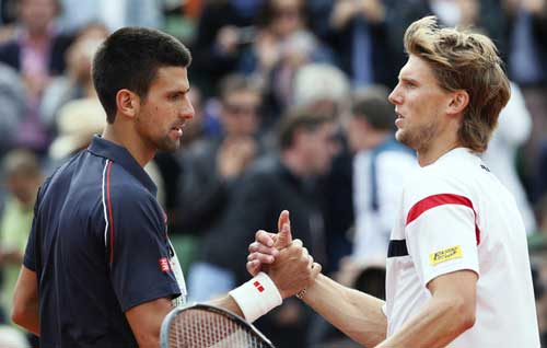 Djokovic  Seppi:  ch thp (video tennis, vng 4 Roland Garros), Th thao, video tennis djokovic vs seppo, djokovic, nole, seppi, roland garros, roland garros 2012, phap mo rong 2012, phap mo rong, tennis, the thao, bao the thao, tin the thao