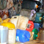 Tin Đà Nẵng - Đà Nẵng: Phát hiện hàng trăm lít xăng dầu lậu